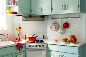 кухня в хрущевке дизайн фото 14