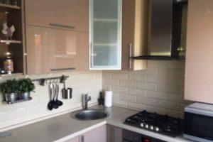 кухня в хрущевке дизайн фото 37
