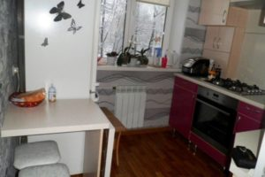 кухня в хрущевке дизайн фото 39