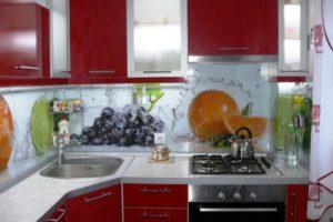 кухня в хрущевке дизайн фото 40