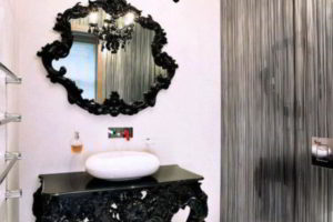 люстра в ванной фото 14