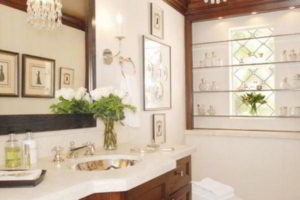 люстра в ванной фото 20