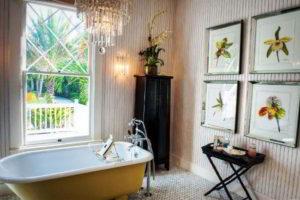 люстра в ванной фото 23