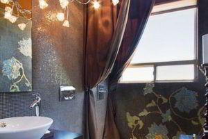 люстра в ванной фото 24