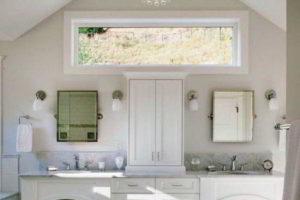 люстра в ванной фото 25