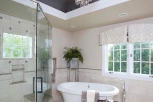 люстра в ванной фото 27