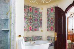 люстра в ванной фото 29