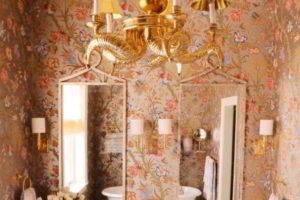 люстра в ванной фото 34