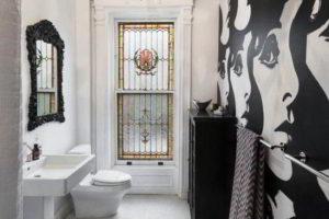 люстра в ванной фото 35