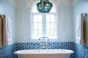 люстра в ванной фото 42