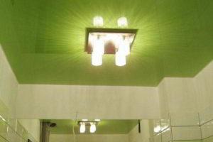 люстра в ванной фото 43