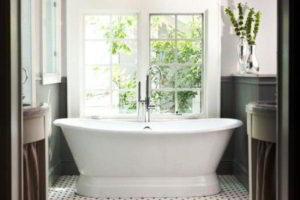 люстра в ванной фото 46