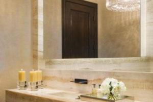 люстра в ванной фото 49