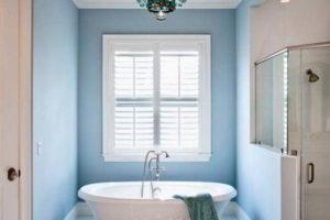 люстра в ванной фото 53