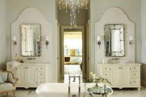 люстра в ванной фото 57