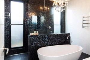 люстра в ванной фото 59