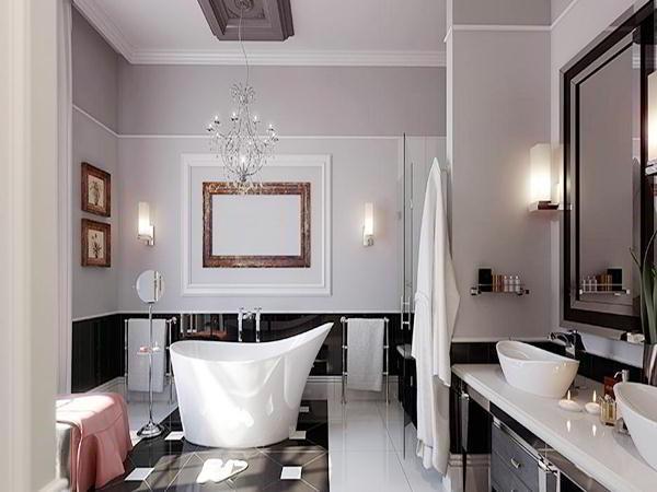 люстра в ванную фото 10