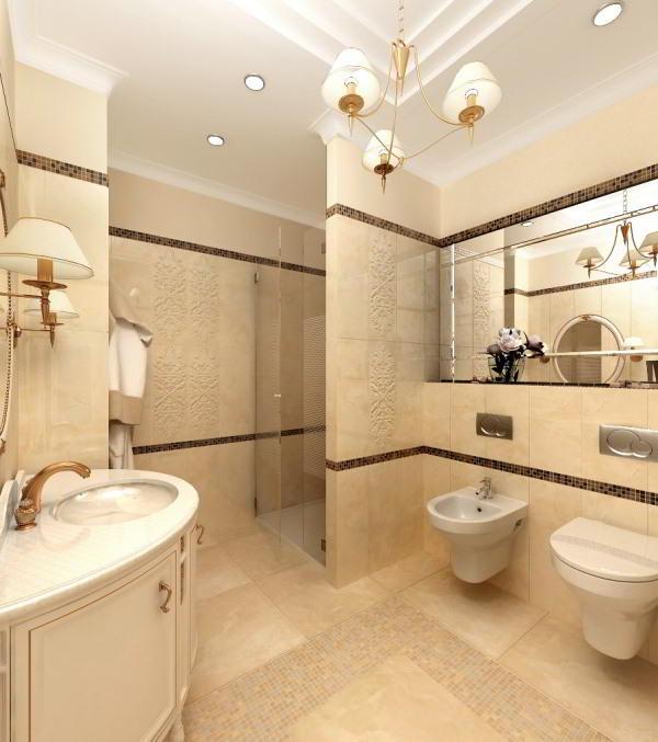 люстра в ванную фото 11