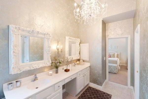 люстра в ванную фото 12
