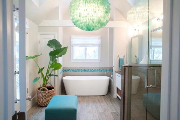 люстра в ванную фото 13