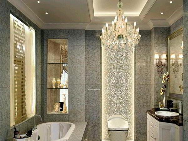 люстра в ванную фото 2