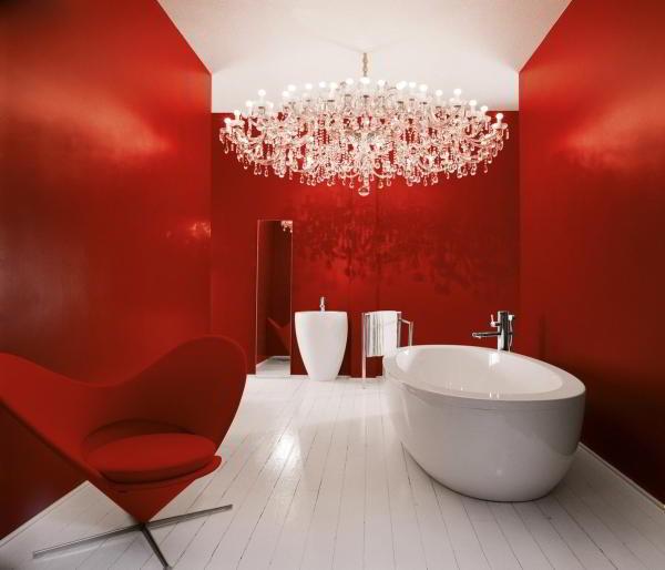люстра в ванную фото 3