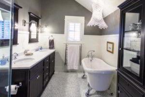 люстра в ванную фото