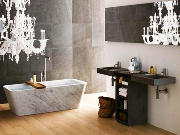 люстра в ванную фото 6