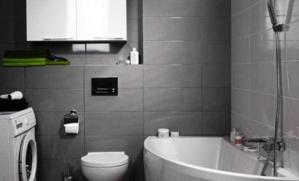 маленькая ванная фото 13