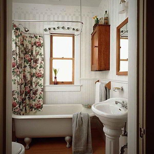 маленькая ванная фото 14
