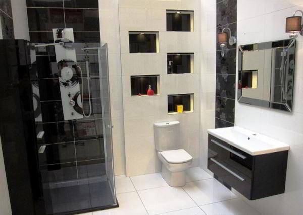 маленькая ванная фото 16