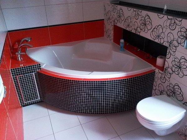 маленькая ванная фото 4