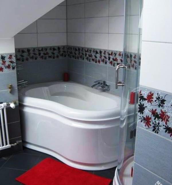 маленькая ванная фото 6