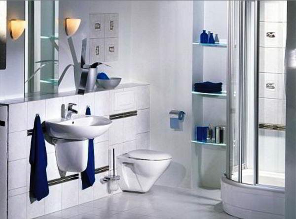 маленькая ванная фото 8