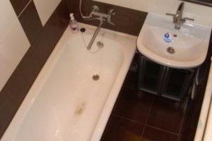 ванная комната 3 кв.м фото 2