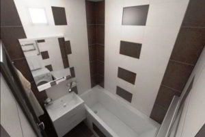 ванная комната 3 кв.м фото 29