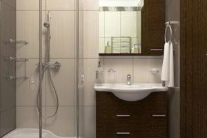 ванная комната 3 кв.м фото 37