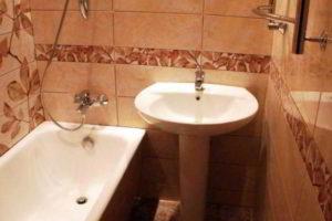 ванная комната 3 кв.м фото 4