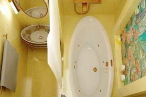 ванная комната 3 кв.м фото 8