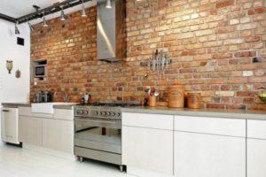 оформление стен кухни фото 17