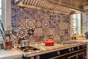 оформление стен кухни фото 24