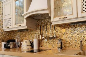 оформление стен кухни фото 25