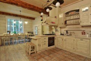 оформление стен кухни фото 29