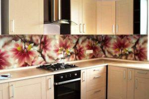 оформление стен кухни фото 37