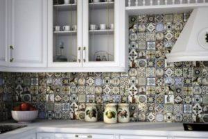 оформление стен кухни фото 38