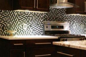 оформление стен кухни фото 44