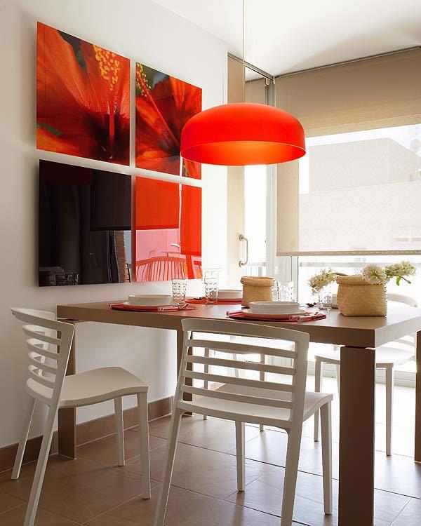оформление стен на кухне фото 15