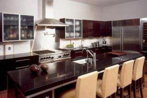 остров на кухне фото 24