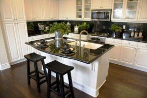 остров на кухне фото 33