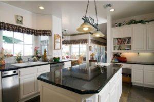 остров на кухне фото 41